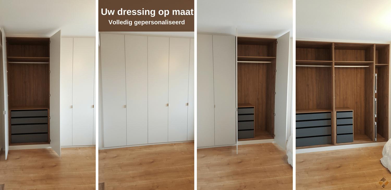 dressing op maat - xylodesign