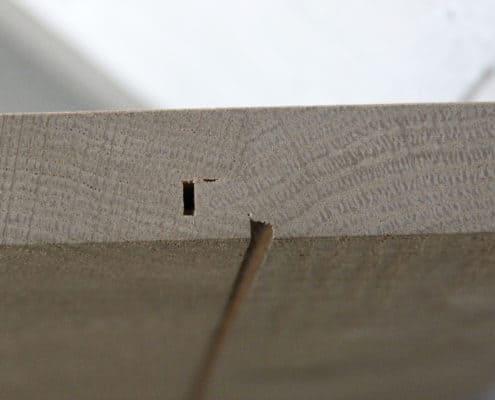 Materiaal Massieve Eik | Xylodesign